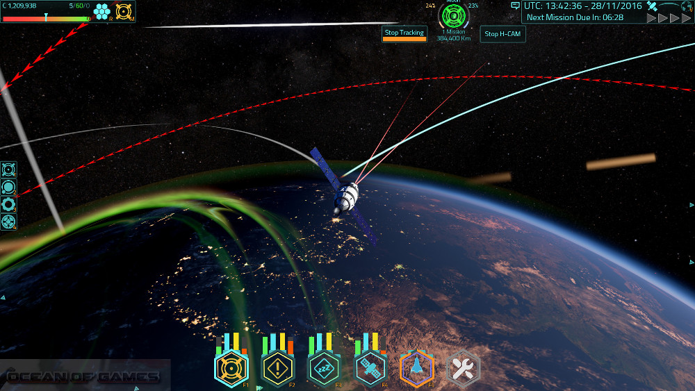 Satellite Command Download For Free