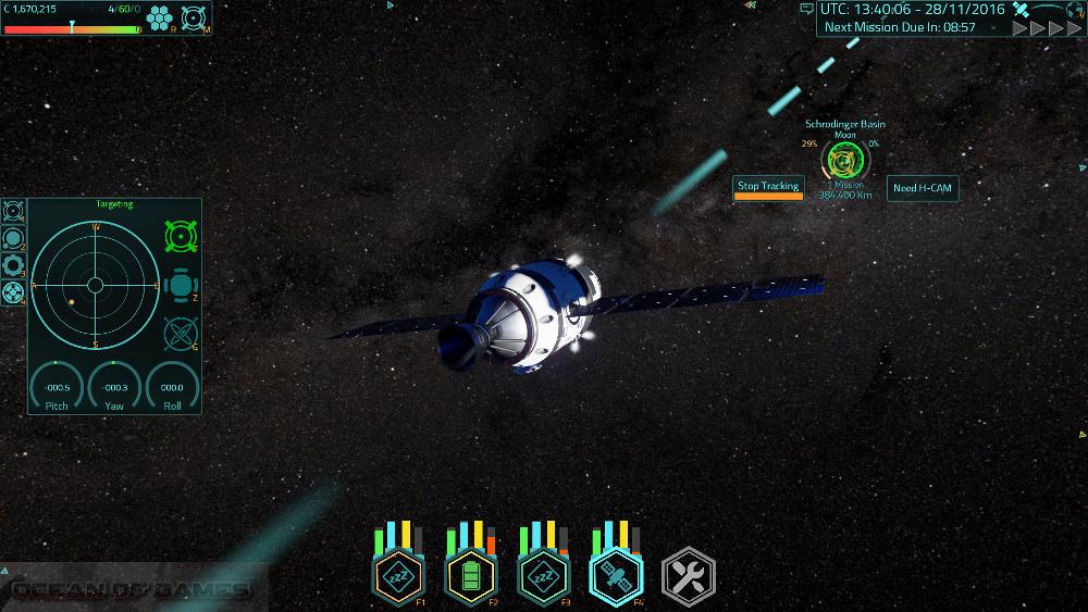 Satellite Command Setup Free Download