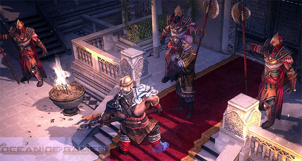 Shadows Heretic Kingdoms 2014 PC Game Download For Free