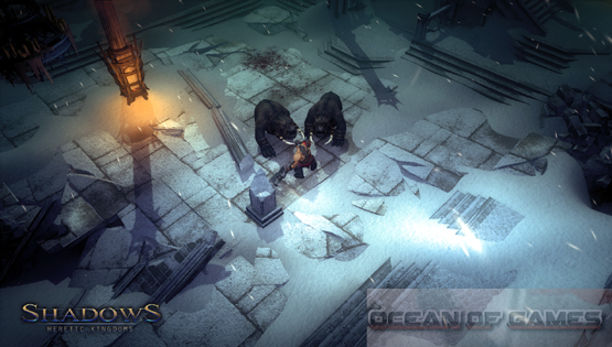 Shadows Heretic Kingdoms 2014 PC Game Features