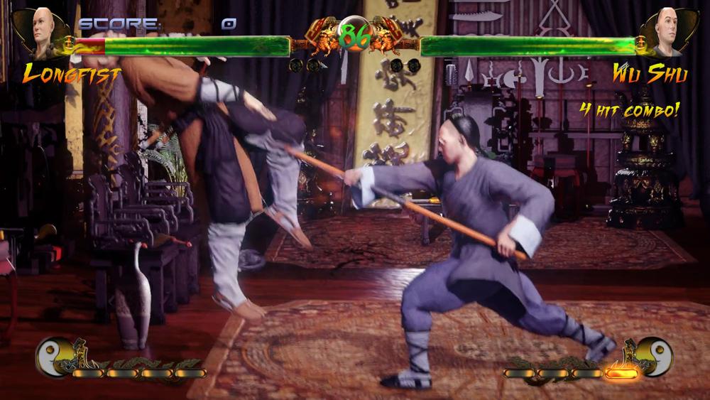 Shaolin vs Wutang Features