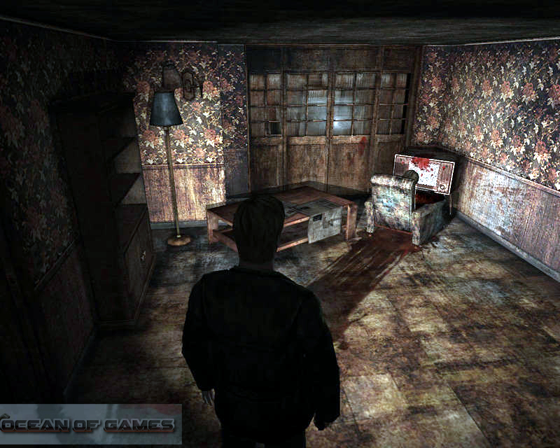 Silent Hill 2 Directors Cut Setup Free Download