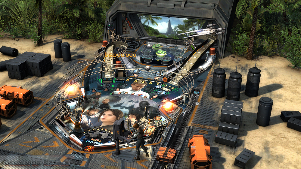 Star Wars Pinball Rogue One Download For Free