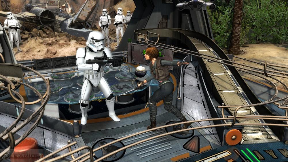 Star Wars Pinball Rogue One Setup Free Download