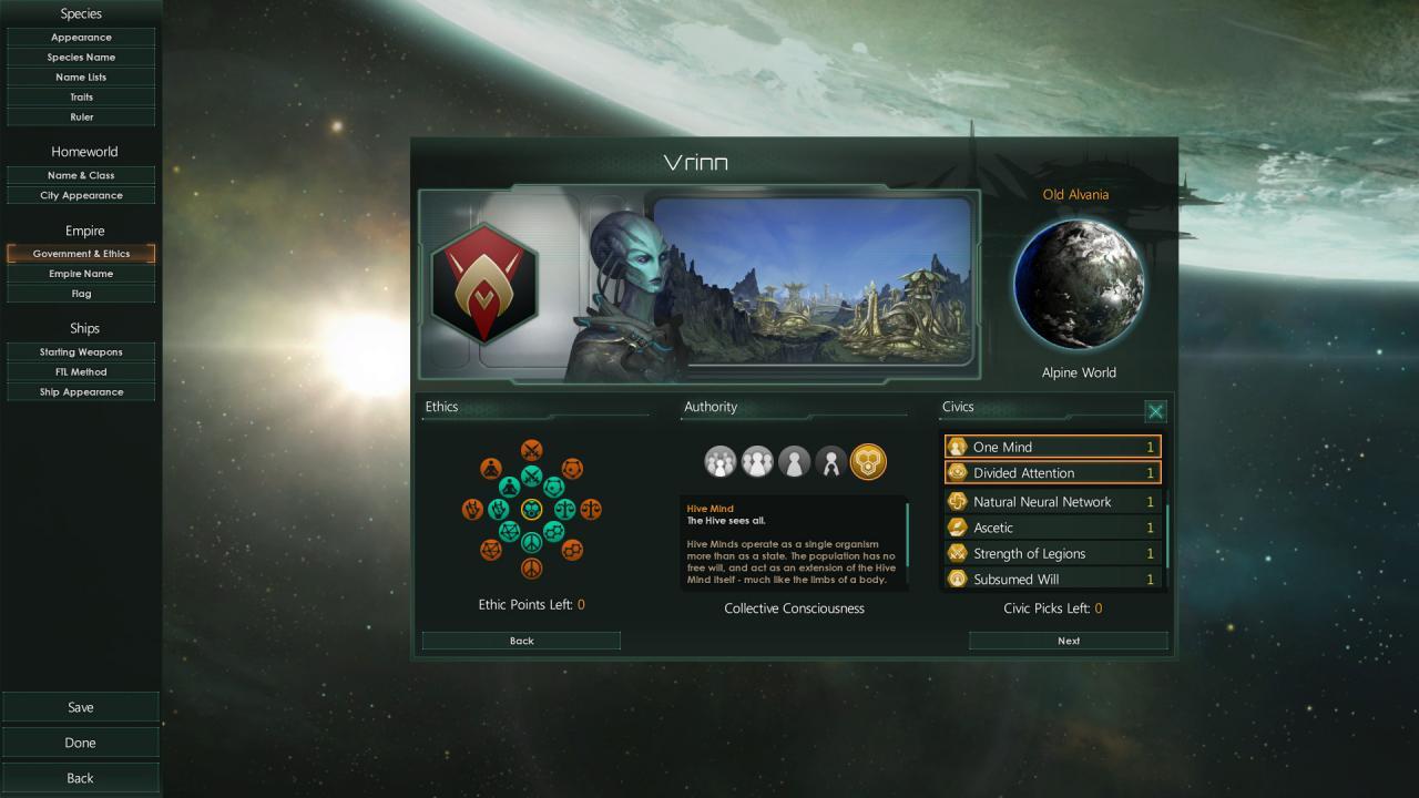 Stellaris Utopia Features