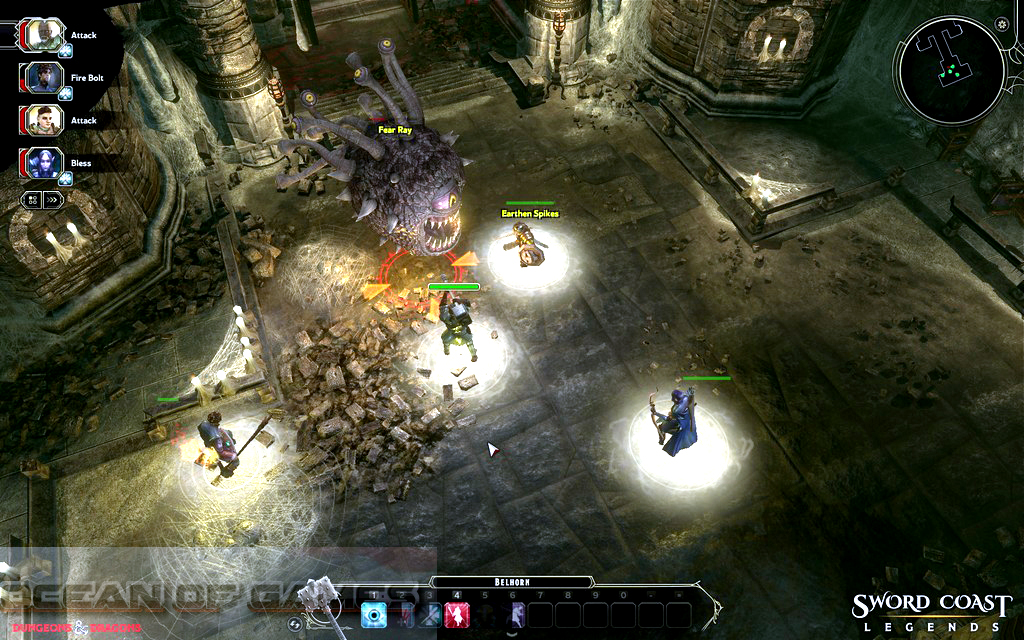 Sword Coast Legends Rage of Demons Features