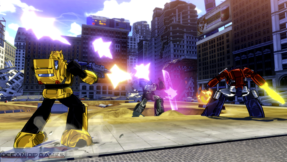 TRANSFORMERS Devastation Setup Download For Free