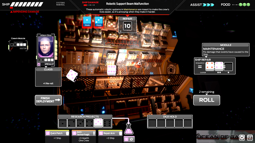 Tharsis PC Game Download For Free
