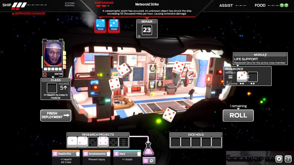 Tharsis PC Game Setup Free Download