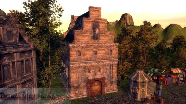 The Guild 2 Renaissance Features
