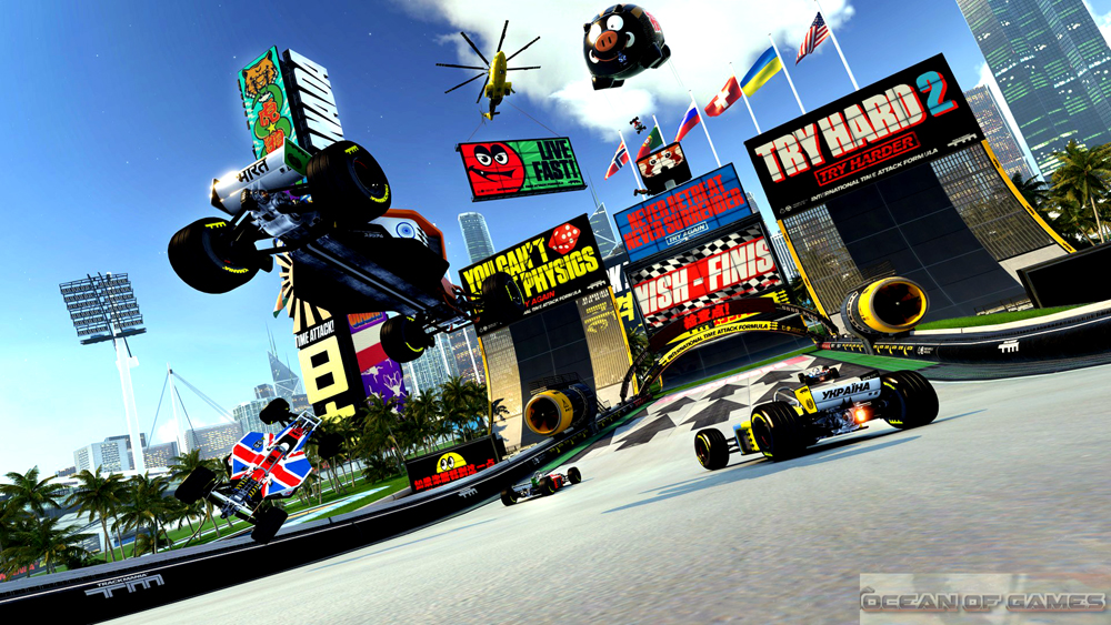 Trackmania Turbo Setup Free Download
