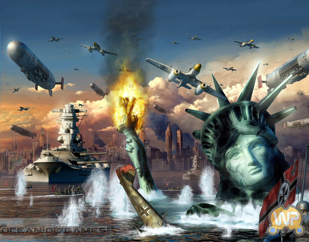 Turning Point Fall of Liberty Features