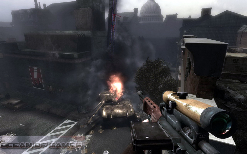 Turning Point Fall of Liberty Setup Free Download
