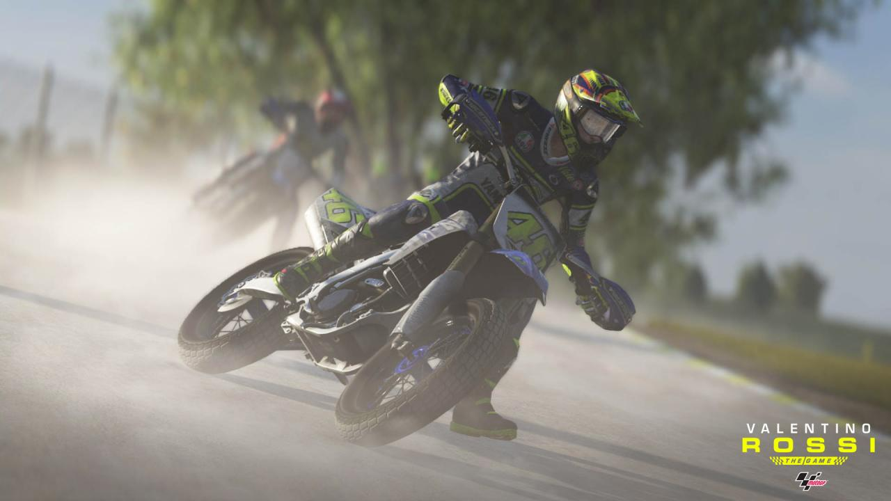 Valentino Rossi The Game Features