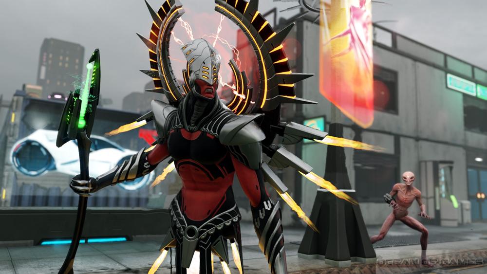 XCOM 2 Alien Hunters DLC Features