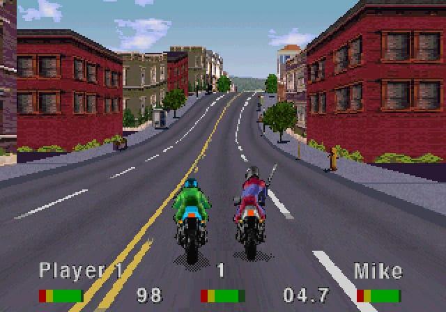 Road Rash PC Game Setup Free Download
